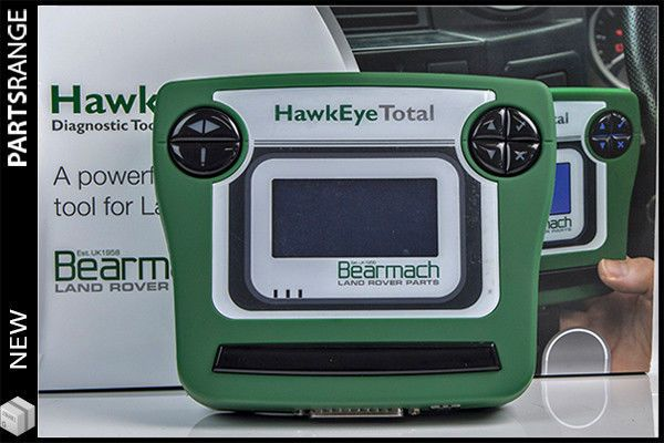 Hawkeye Total Diagnostic computer for Range Rover P38 and Disco 2