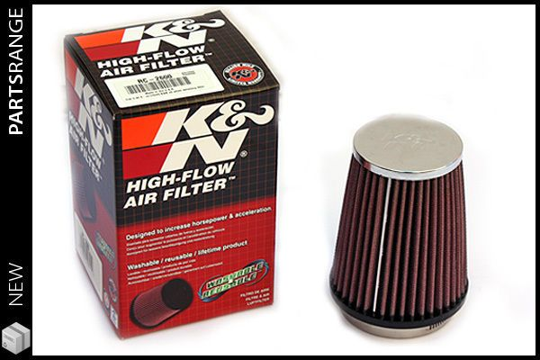 Rover V8 K&N Cone Air Filter for power plenum + SU Carbs